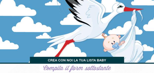 lista baby carbonara